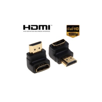 ADAPTADOR HDMI MACHO HEMBRA 90º (FT3020)