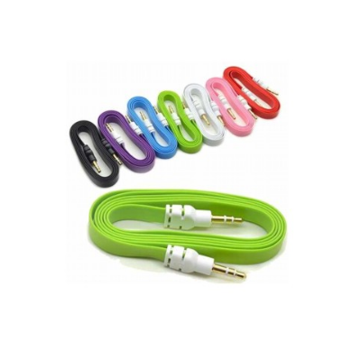 CABLE AUDIO MINI PLUG A MINI PLUG FULL TOTAL 1 MT