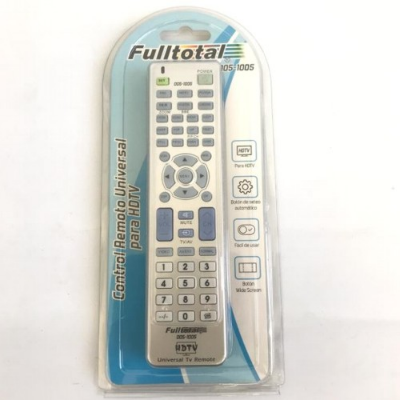CONTROL REMOTO UNIVERSAL HDTV FULL TOTAL 05-1005