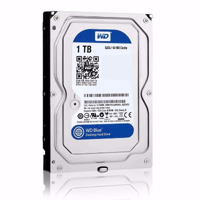 DISCO RIGIDO 1TB WESTERN DIGITAL SATA BLUE