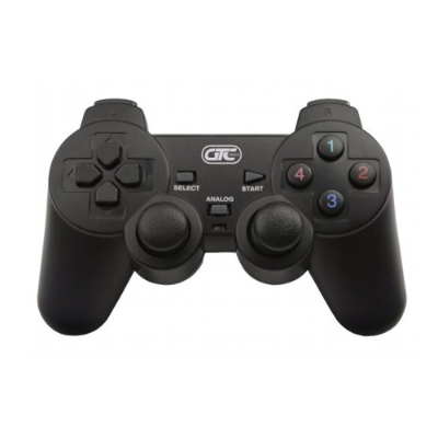 GAME PAD GTC - JPG-005 INALAMBRICO PS2/3/PC