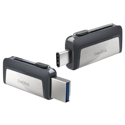 PEN DRIVE SANDISK 16 GB ULTRA DUAL 3.1 TYPE