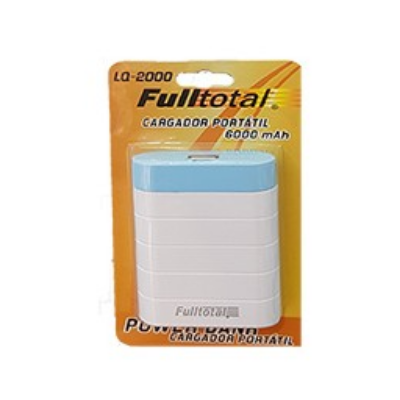 POWER BANK FULLTOTAL 6000MAH LQ2000
