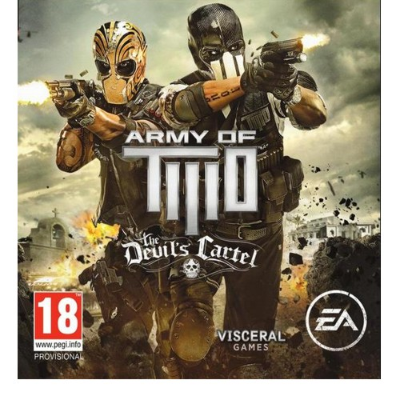 PS3 JUEGO - ARMY OF TWO THE DEVILS CARTEL