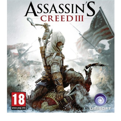 PS3 JUEGO - ASSASINS CREED 3