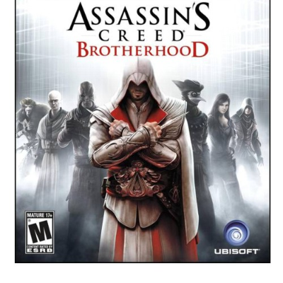 PS3 JUEGO - ASSASINS CREED BROTHERHOOD