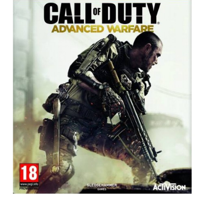 PS4 JUEGO - CALL OF DUTY ADVANCED WARFARE GOLD ED.