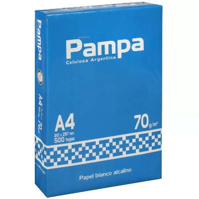 RESMA PAMPA A4 70 GR
