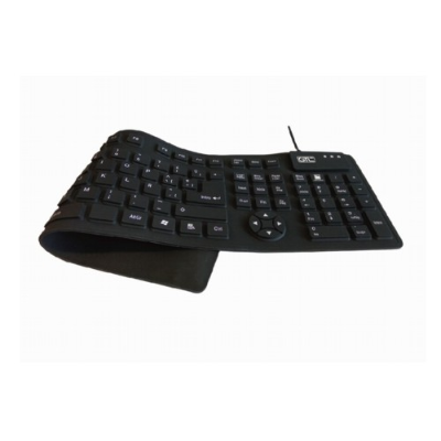 TECLADO GTC KBG-139 FLEXIBLE